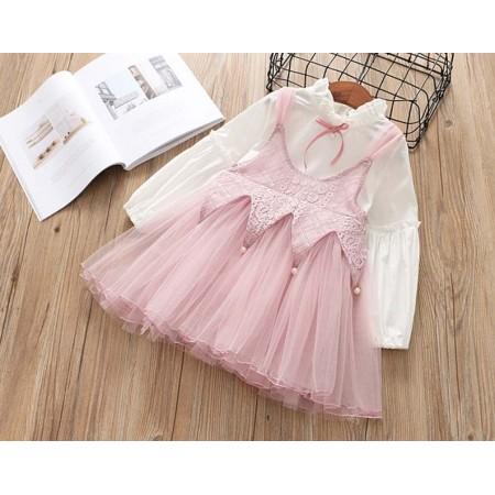 Aurora pink princess 2 piece outfit