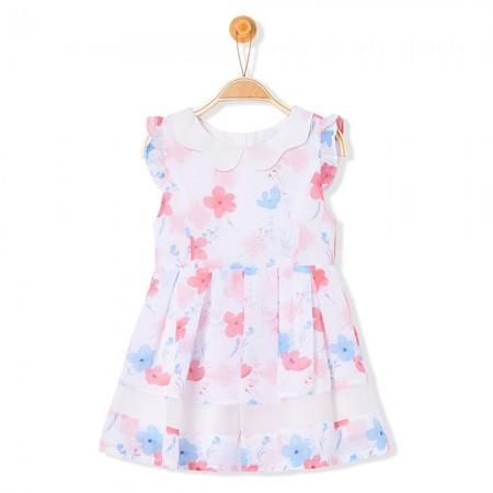 Emelie rose summer blossom sundress