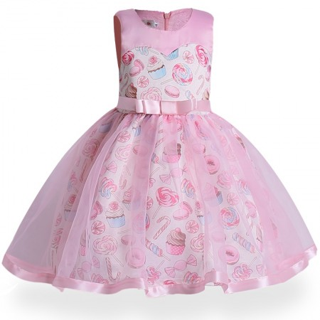Jasmine sweets and treats candy dress
