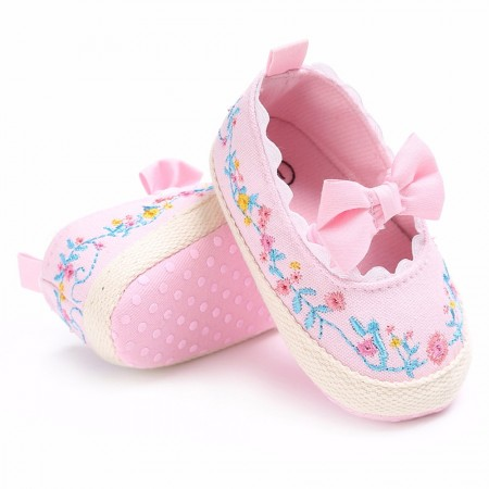 Tiny tots summer pre walkers - pink