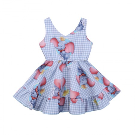 Don`t just fly, soar Dumbo sundress