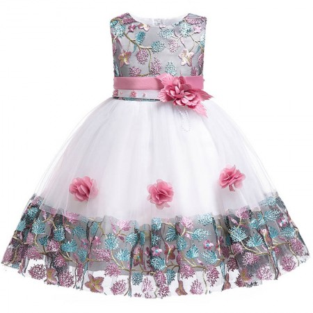 Freya petals and pearls occasion dress