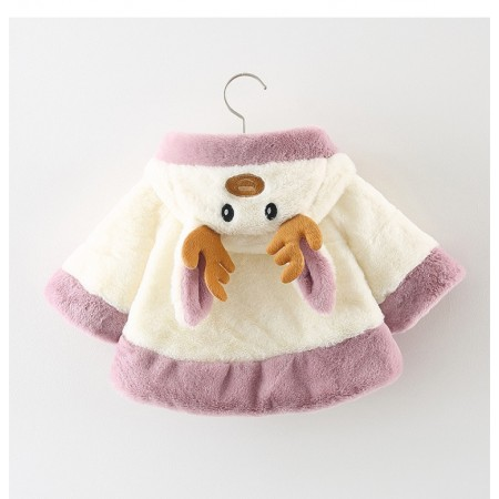 Little reindeer cape jacket