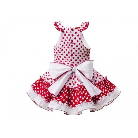Micaela Spanish style dress with headband